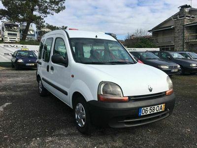usado Renault Kangoo 1.2 RN GPL 5 Lugares