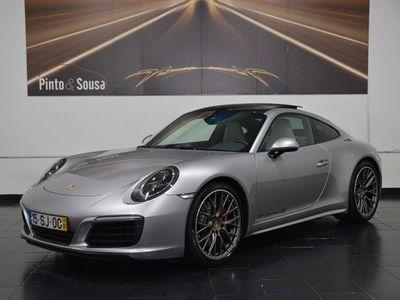 używany Porsche 911 Carrera 4S 991