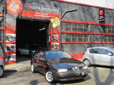 brugt Alfa Romeo 156 sw 1.9 JTD AC