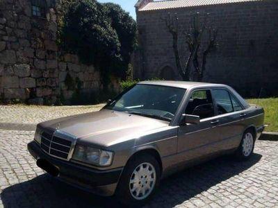 brugt Mercedes 190 1.8