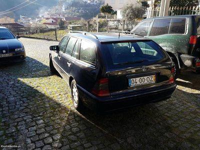 usado Mercedes C250 turbo diesel multi válvulas -
