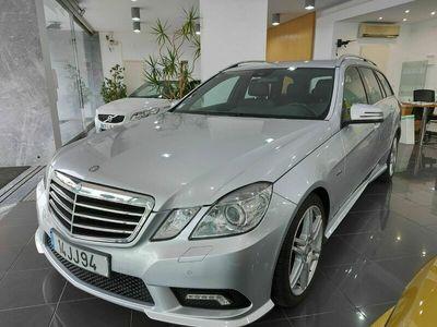 usado Mercedes E350 BlueEficienci