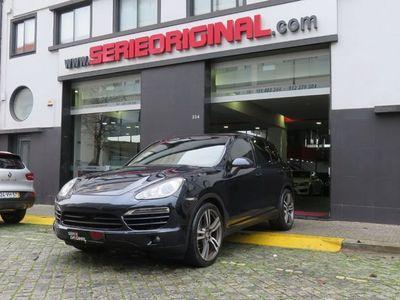usado Porsche Cayenne 3.0d full extras