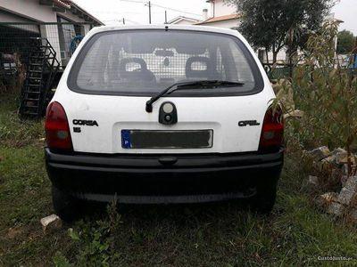gebraucht Opel Corsa 1.5 isuzu