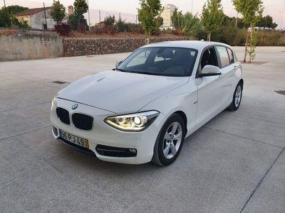 usado BMW 116 LINE SPORT