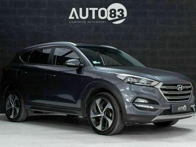 usado Hyundai Tucson 1.7 CRDi Executive