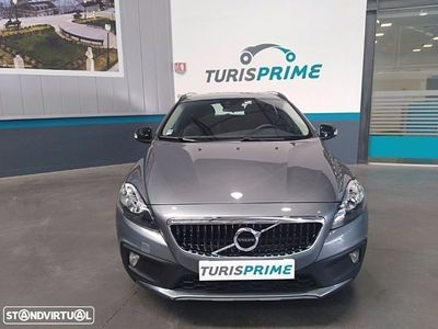 used Volvo V40 CC D2 KINETIC GEARTRONIC 2.0D