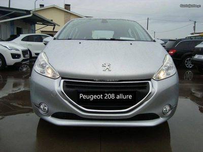 usado Peugeot 208 1.6hdi 92cv Allure