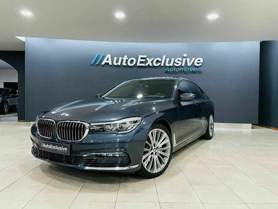 usado BMW 730 d Luxury Full Extras
