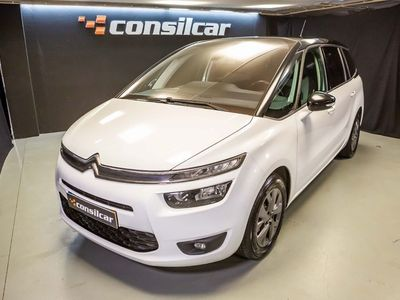 usado Citroën Grand C4 Picasso 1.6BlueHDI Exclusive Navi 7L