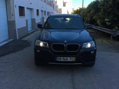 usado BMW X3 2.0 d Xdrive Aut