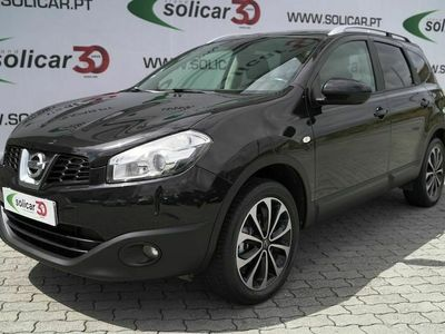 usado Nissan Qashqai 2 1.5 DCi TEKNA Premium 5 + 2 Lug. (110 CV)