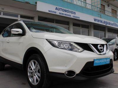usado Nissan Qashqai 1.5 DCI ACENTA GPS 110CV
