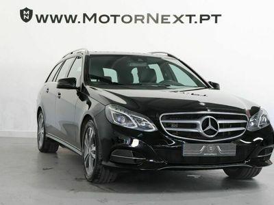 usado Mercedes E250 CDI Avantgarde Cx Auto 9G-Tronic