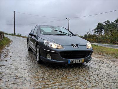 usado Peugeot 407 1.6 HDI Executive