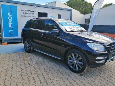 usado Mercedes ML350 BlueTec -- Grande Promoção