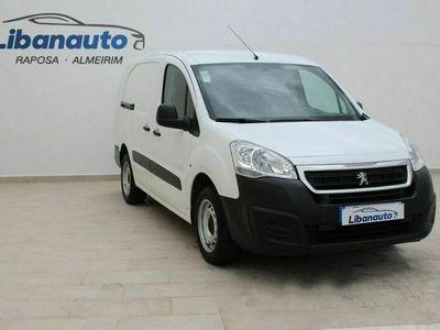 usado Peugeot Partner 1.6 BlueHDI L2 Premium Longa