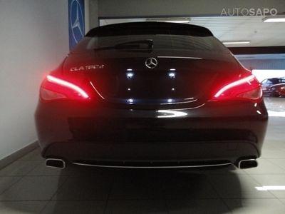 usado Mercedes CLA180 ClasseShooting Break Urban