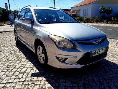 usado Hyundai i30 CW CRDI BLUE DRIVE