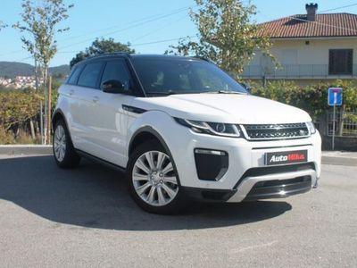 usado Land Rover Range Rover evoque 2.0 TD4 SE Dynamique Auto