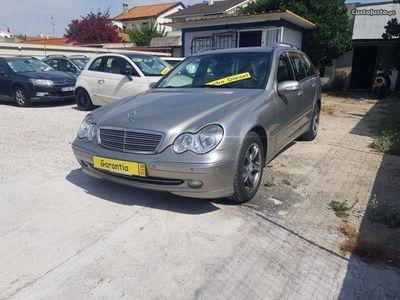 usado Mercedes C220 SW Classic