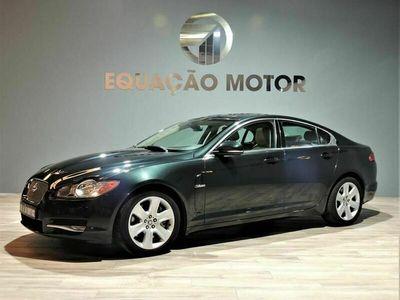 usado Jaguar XF 3.0 D V6 Premium Luxury