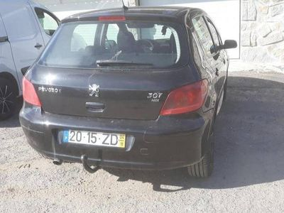 usado Peugeot 307 1.6hdi 110cv