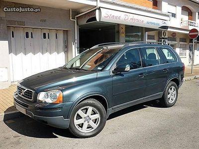 usado Volvo XC90 2.4 D5 7L Auto Nac.