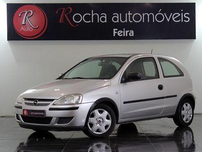 usado Opel Corsa C Van 1.3CDTi