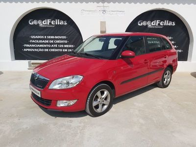 usado Skoda Fabia Break GREENLINE