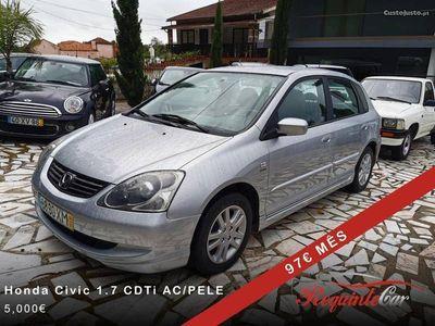 usado Honda Civic 1.7 CDTi Isuzu