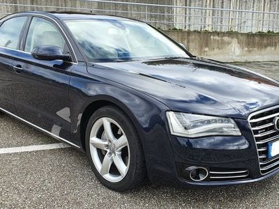 usado Audi A8 3.0 TDI 250cv