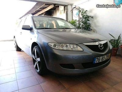 usado Mazda 6 2.0 136cv