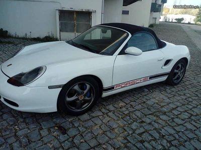 gebraucht Porsche Boxster 2.5 novo
