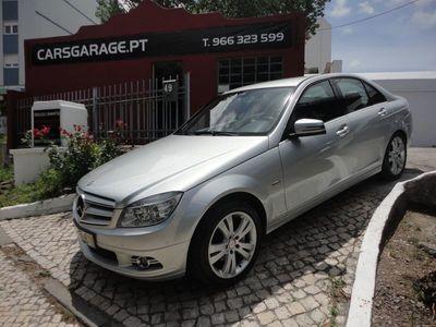 gebraucht Mercedes C220 CDI Avantgarde