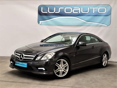 usado Mercedes E250 CDi AMG Auto