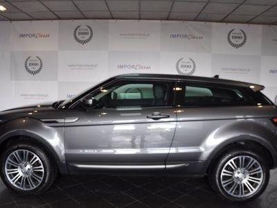 gebraucht Land Rover Range Rover evoque 2.0 gps camara