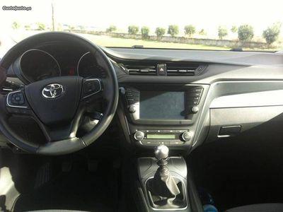 usado Toyota Avensis SW 1.6 D4D GPS
