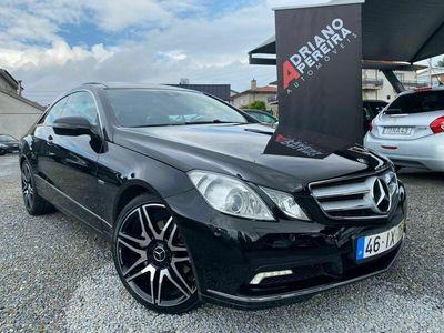 usado Mercedes E350 COUPE CDI