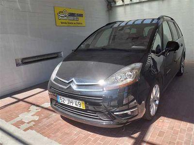 usado Citroën C4 Picasso 1.6 HDi Exclusive