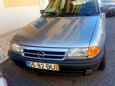 brugt Opel Astra 1.7 td motor isuzu