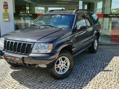 usado Jeep Grand Cherokee 3.1 TD Limited