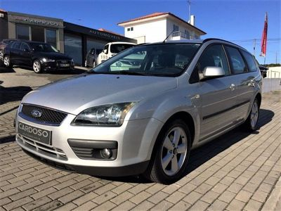 usado Ford Focus SW 1.6 TDCI CONNECTION