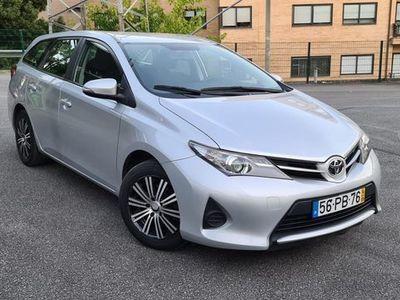 usado Toyota Auris 1.4 D-4D CONFORT