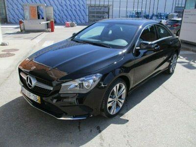 usado Mercedes CLA200 d Coupé