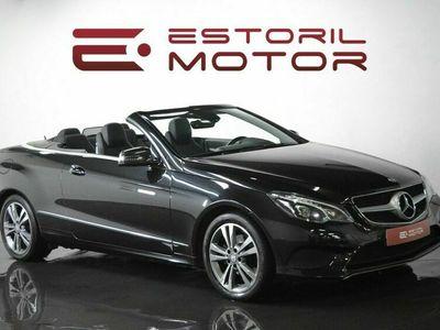 usado Mercedes E220 CDi BlueEfficiency Auto