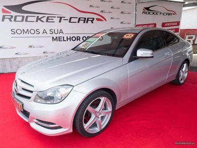 usado Mercedes C220 Coupe