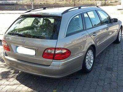 usado Mercedes E270 (Aceito troca)
