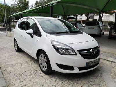 używany Opel Meriva ---