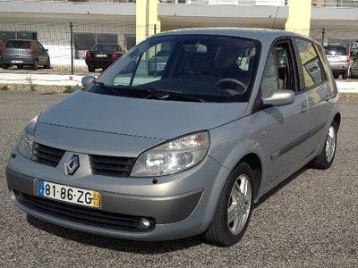 usado Renault Scénic 1.5 DCi Exclusive